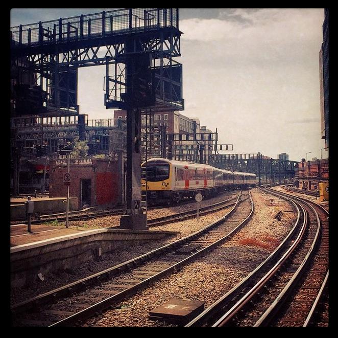 Train Track HedgeThink