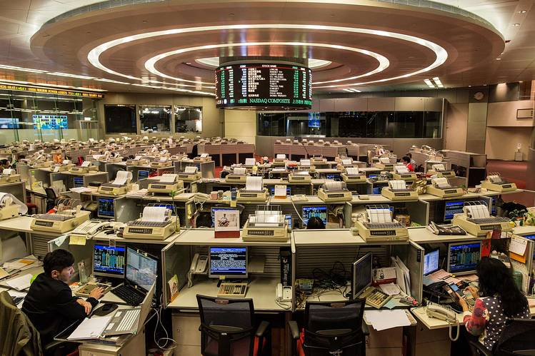 Stock Trading Hong Kong