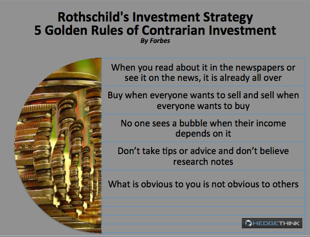 Golden Rules of Rothschild