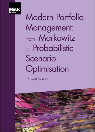 Modern Portfolio Management, Paolo Sironi