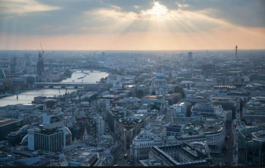 London Fintech Capital