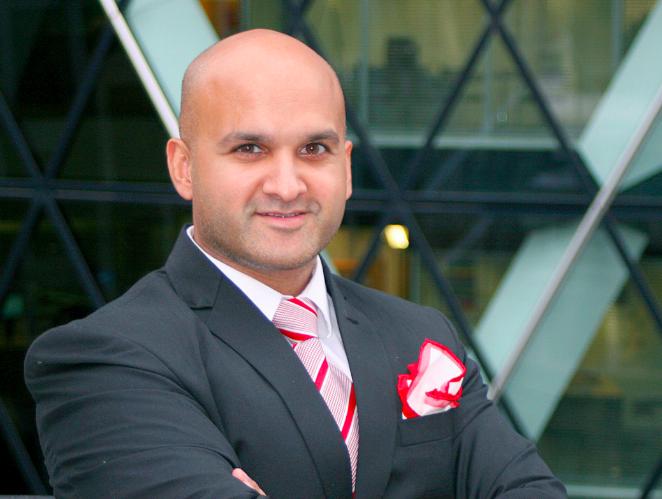 Paresh Davdra,  CEO & Co-founder, RationalFX