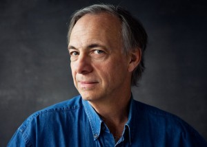 Ray Dalio, the founder of Bridgewater, one of the biggest hedge funds in the world.