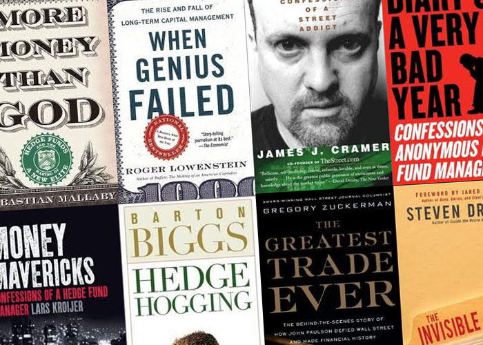 What are some good books to learn about hedge funds? - Quora