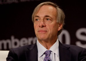 Ray Dalio, founder of Bridgewater Associates, the world's biggest hedge fund