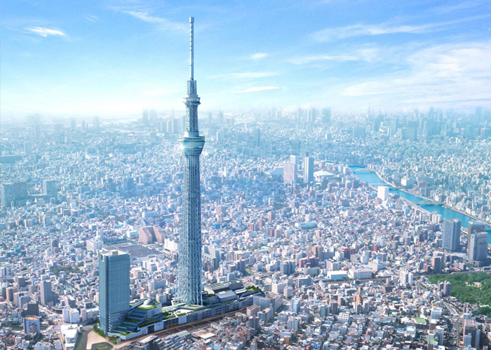 tokyo-skytree-hedgethink The History of Hedge Funds