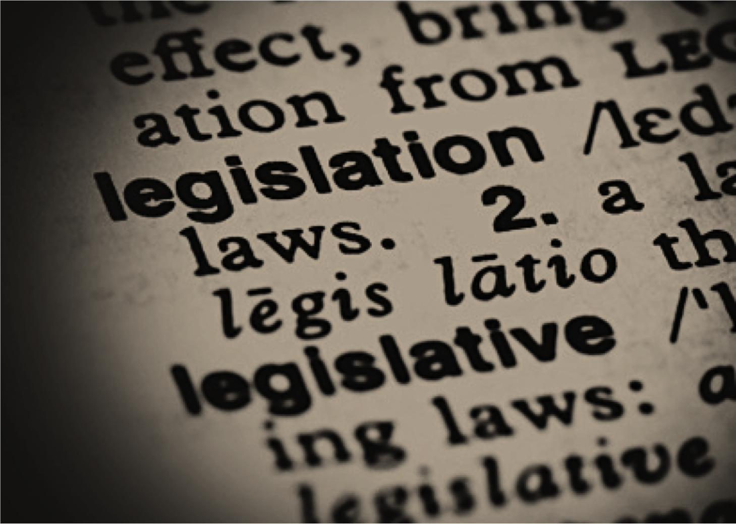 legislation act hedgethink
