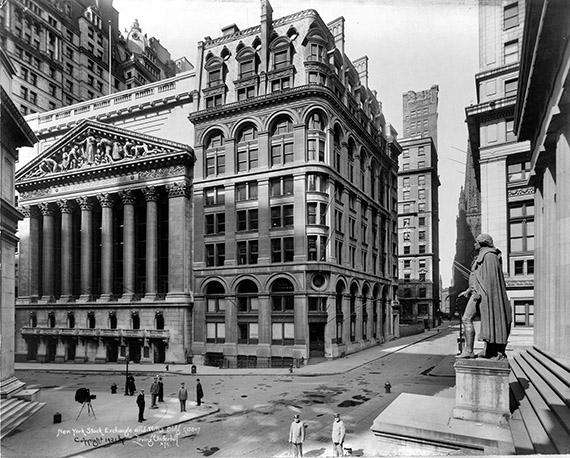 New York city old photos