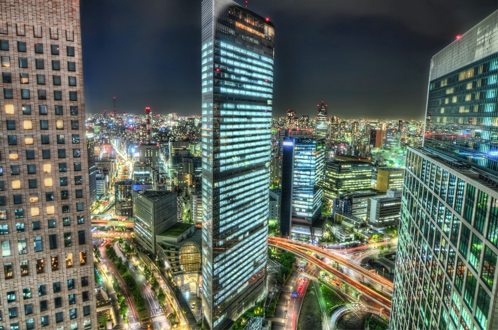 tokyo-skyscrapers Top Hedge Fund Performers: 2013 BarclayHedge Ranking