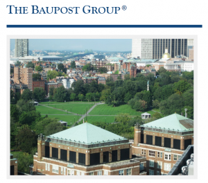 the baupost group hedge fund