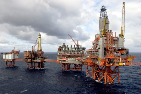 offshore-platform North Sea Assets and Private Equity