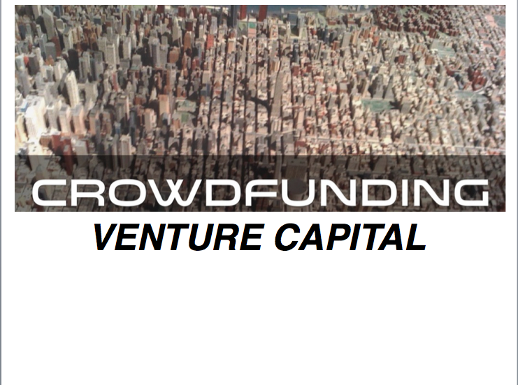 crowdfunding and venture capital hedgethink