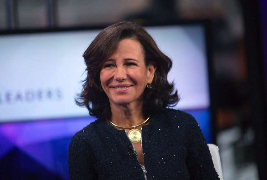 Ana Botin, Santander Group CHair