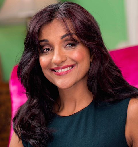 Geeta Sidhu-Robb, Founder and Ceo of Nosh Detox