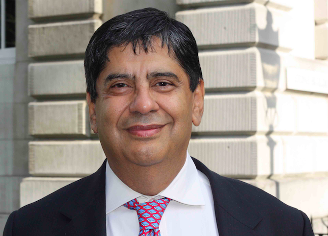Sarosh Zaiwalla, Founder and Senior Partner, Zaiwalla & Co