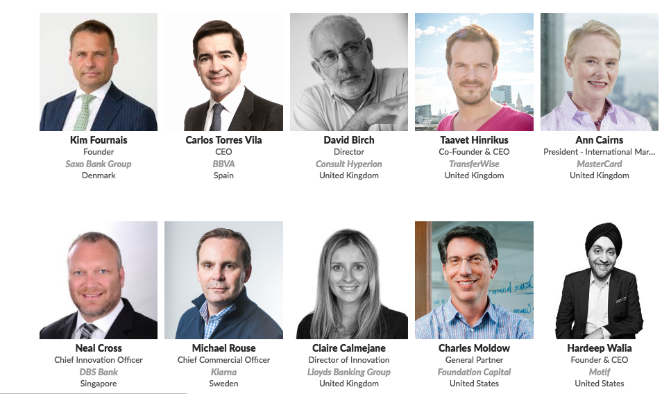 Speakers MoneyConf