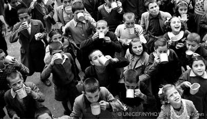 UNICEF image Who we are image circa 1952