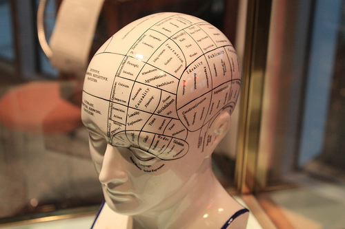 Phrenology Looking Beyond the Obvious: The Psychology of Successful Investing