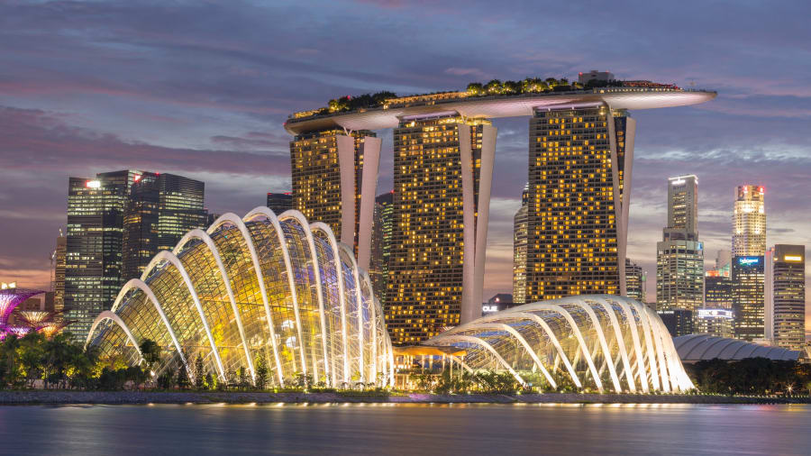 singapore Ensemble Capital Showcases Absolute Return AI Hedge Fund And Co-Chairs The GAW Forum in Singapore