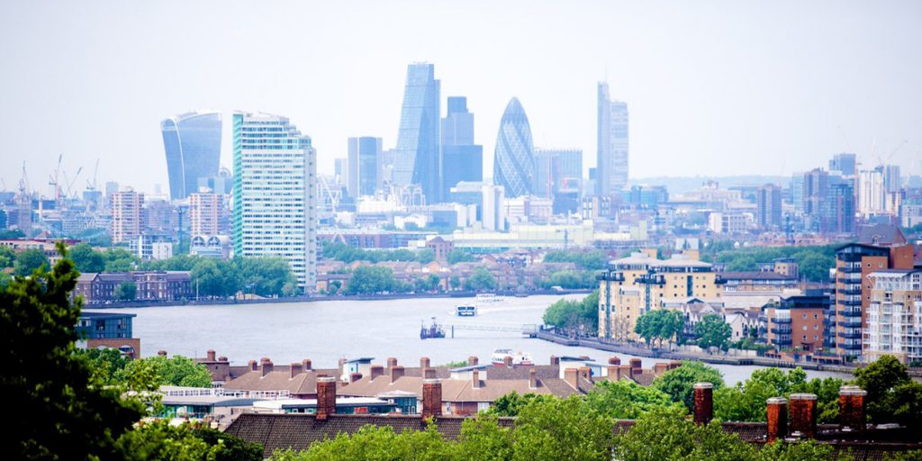 london-skyline-1024x512 London's Property Demand Keeps its 'Free Fall' Stance in an Improving UK Market