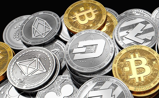 The cryptocurrency market is volatile. That does not necessarily mean it is something terrible