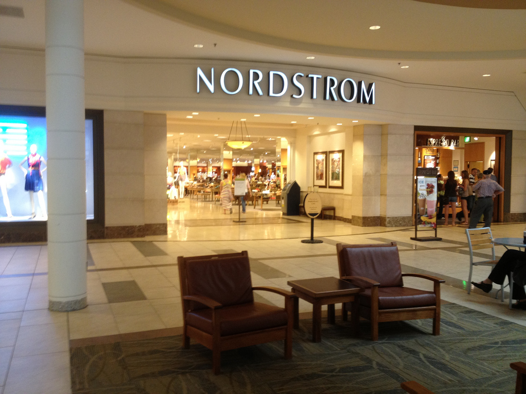 Unlike most credit cards, the Nordstrom credit card does not charge an annual fee for its services