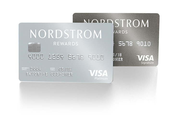 The Nordstrom card benefits also include access to Nordstrom's free styling-workshops
