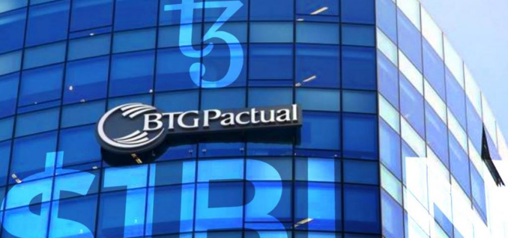 The Post-Trade Distributed Ledger (PTDL) Group Welcomes Investment Bank BTG Pactual To Its Organising Committee