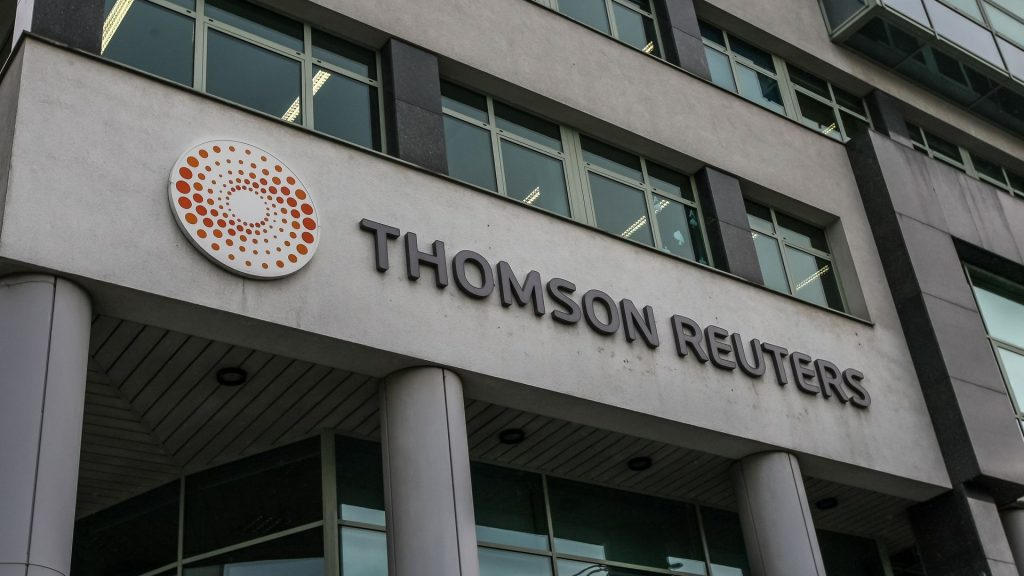 Strategic Partnership: Payroll Vault To Provide Payroll Processing Technologies To Thomson Reuters