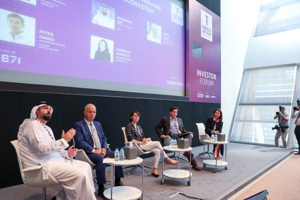 FinTech Abu Dhabi: MENA's Leading Fintech Festival Kicks Off As Mubadala Announces New $250 Million Tech Fund