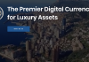 Idoneous - The Premier Digital Currency for Luxury Assets