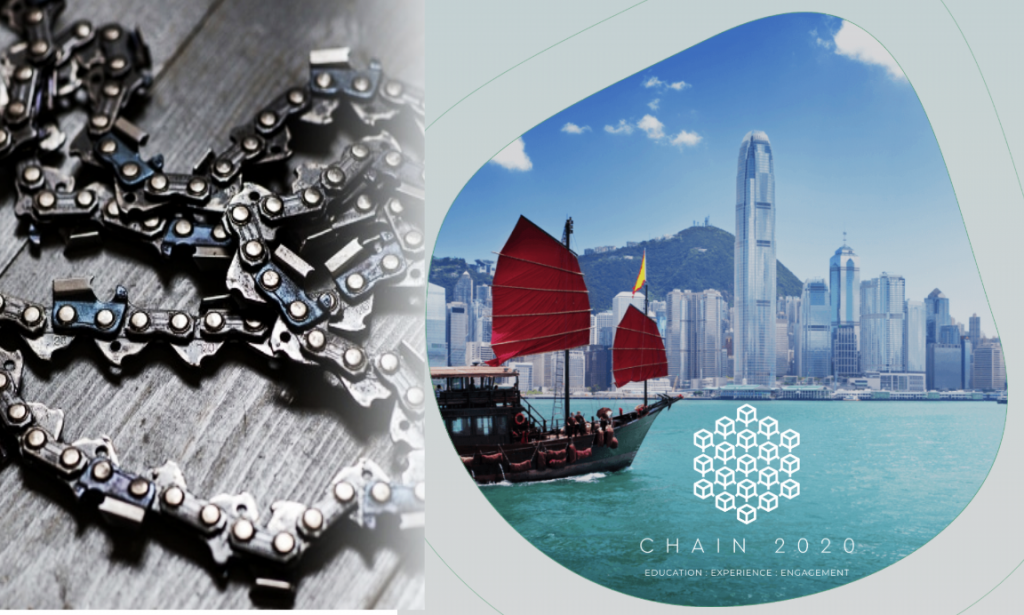 chain 2020 Blockchain event Hong Kong