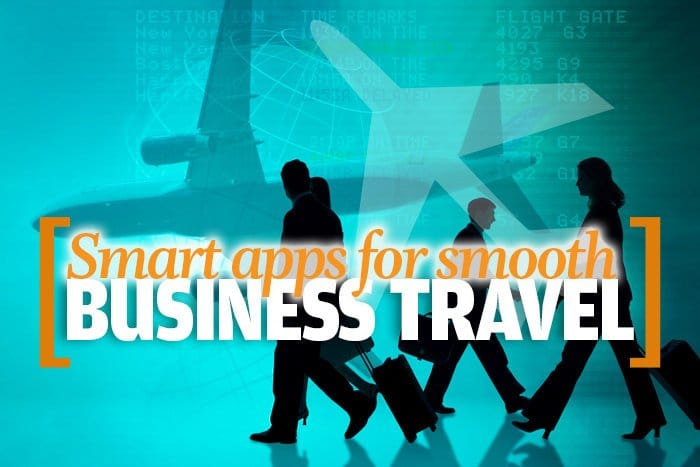 5 Great Apps For Business Travel