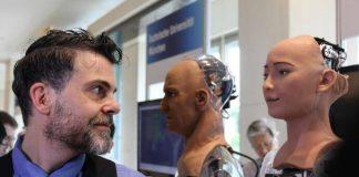 David Hanson, Sophia creator, Sophia the Robot, Robotics, Roboticist, Innovation