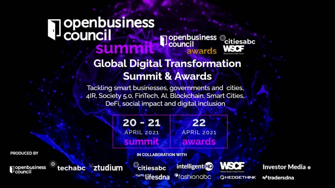 120+ Speakers Including Former Nasa Astronaut Scott Parazynski, Bollywood Actor Javed Jaffrey Join Global Digital Transformation Openbusinesscouncil Citiesabc Summit Looking at Best Ways to Cope With Covid-19 Business Challenges.